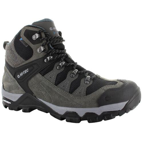 Hi-Tec Strike Hike I WP - Chaussures Homme - gris sur campz.fr !
